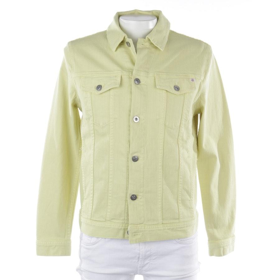Sommerjacke von AG Jeans in Pastellgelb Gr. M - Neu