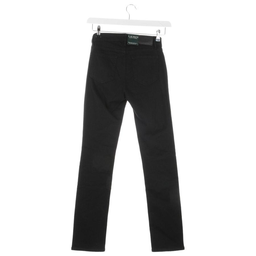 Jeans von Lauren Ralph Lauren in Schwarz Gr. 30 US 0 - Premier Straight