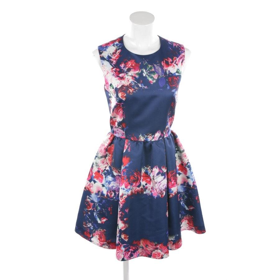 Kleid von MSGM in Dunkelblau und Multicolor Gr. 36 IT 42