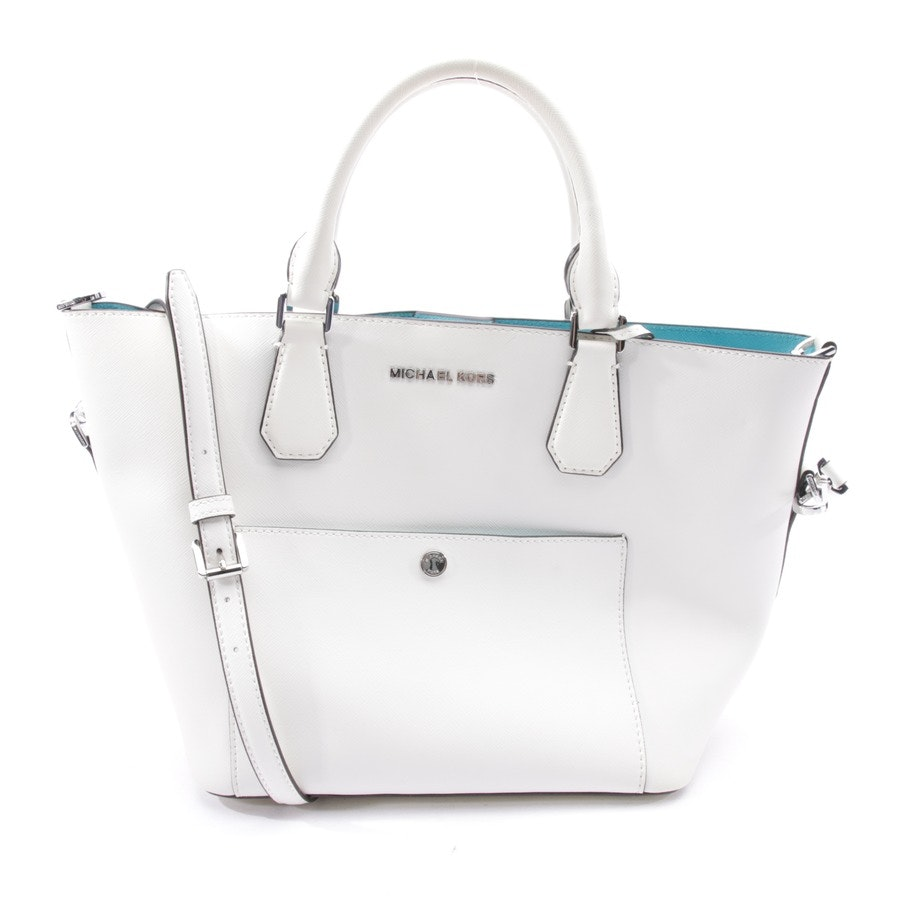 Shopper von Michael Kors in Offwhite