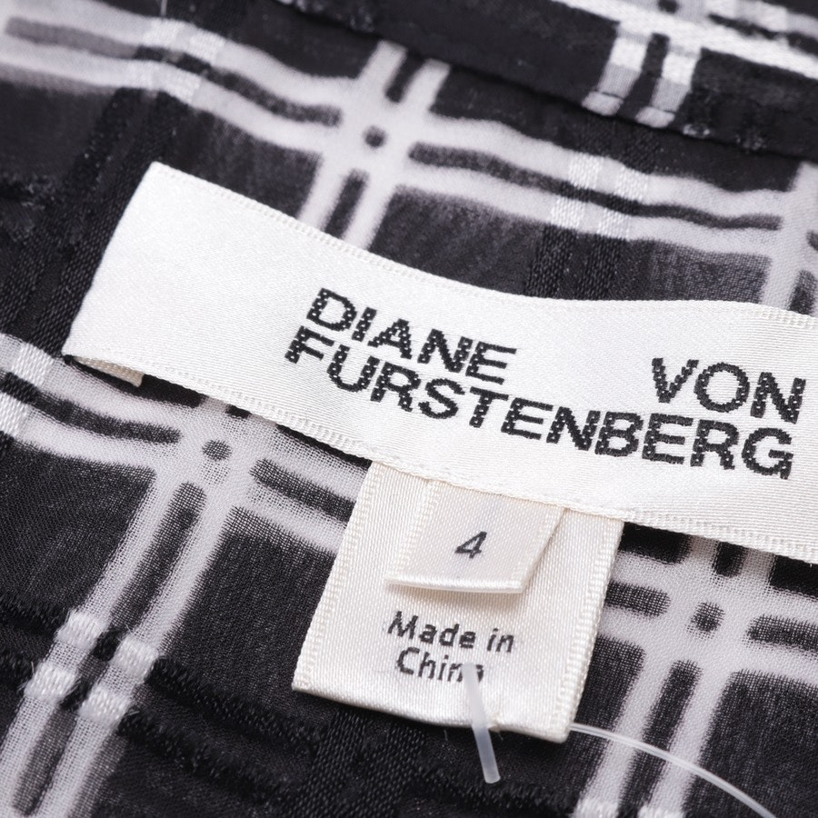 dress from Diane von Furstenberg in black and white size 34 US 4