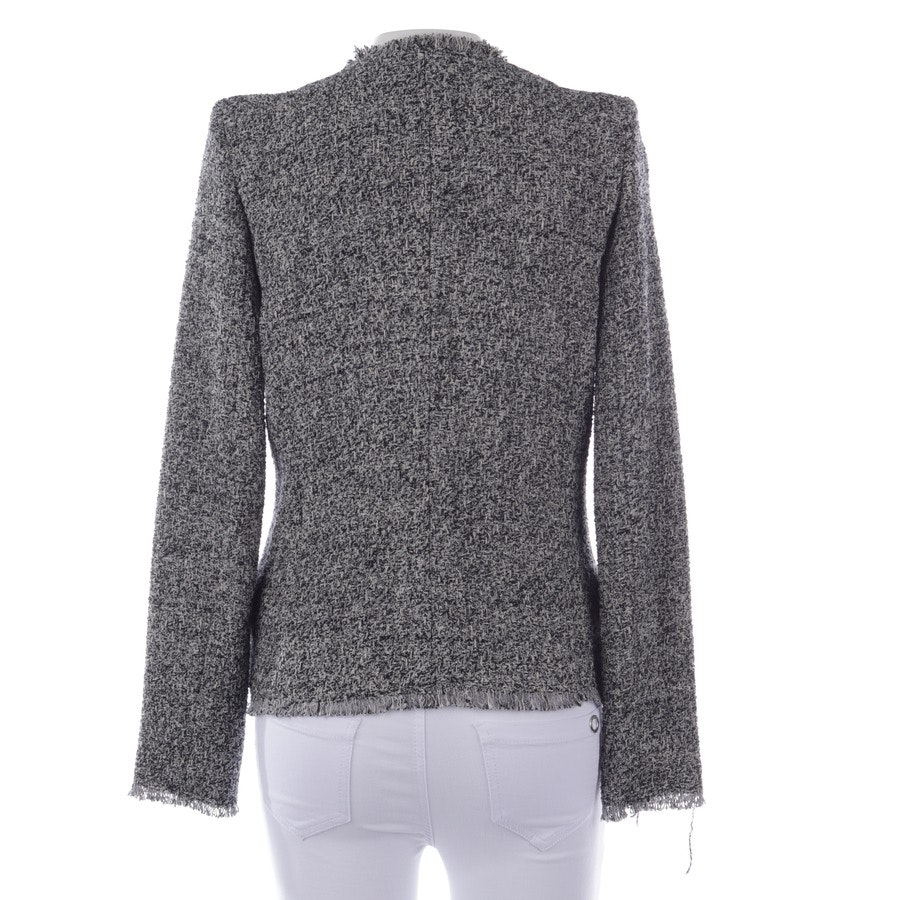 between-seasons jackets from Iro in black and white size 36 FR 38