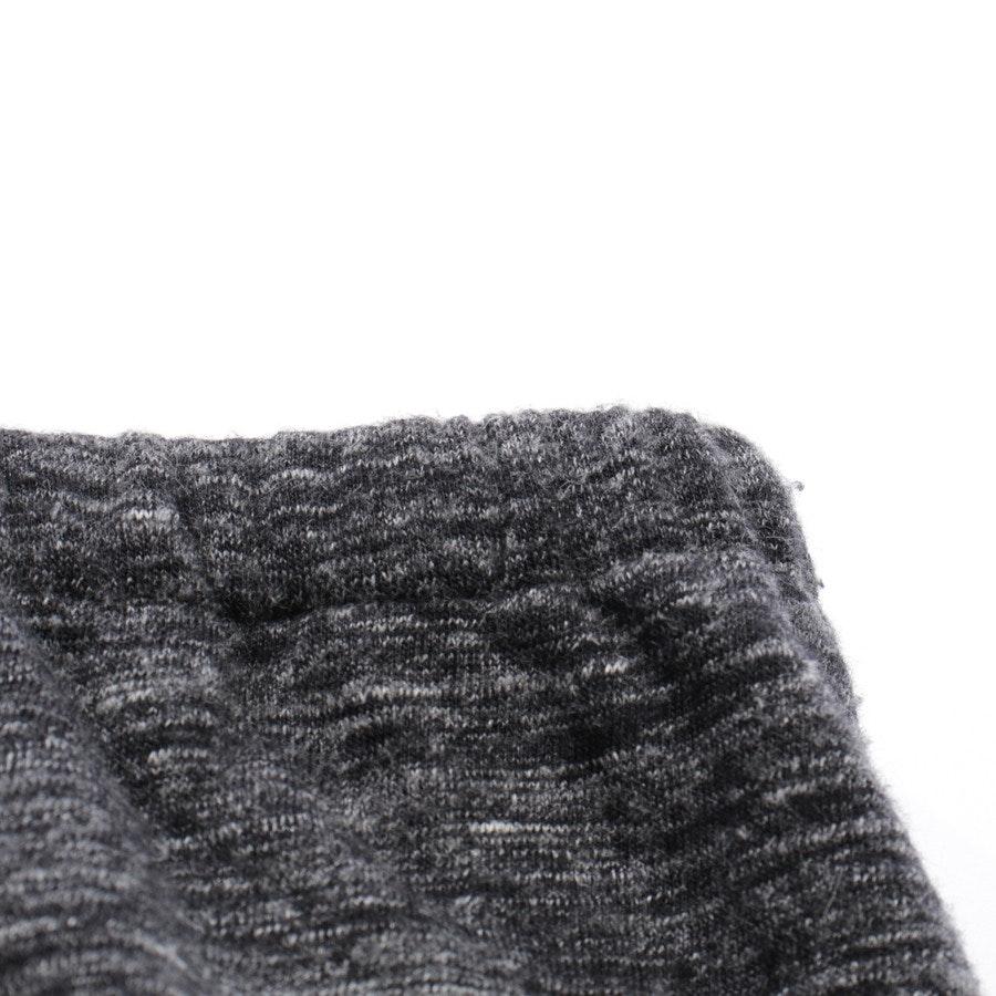 skirt from Isabel Marant Étoile in grey mottled size 38 FR 40