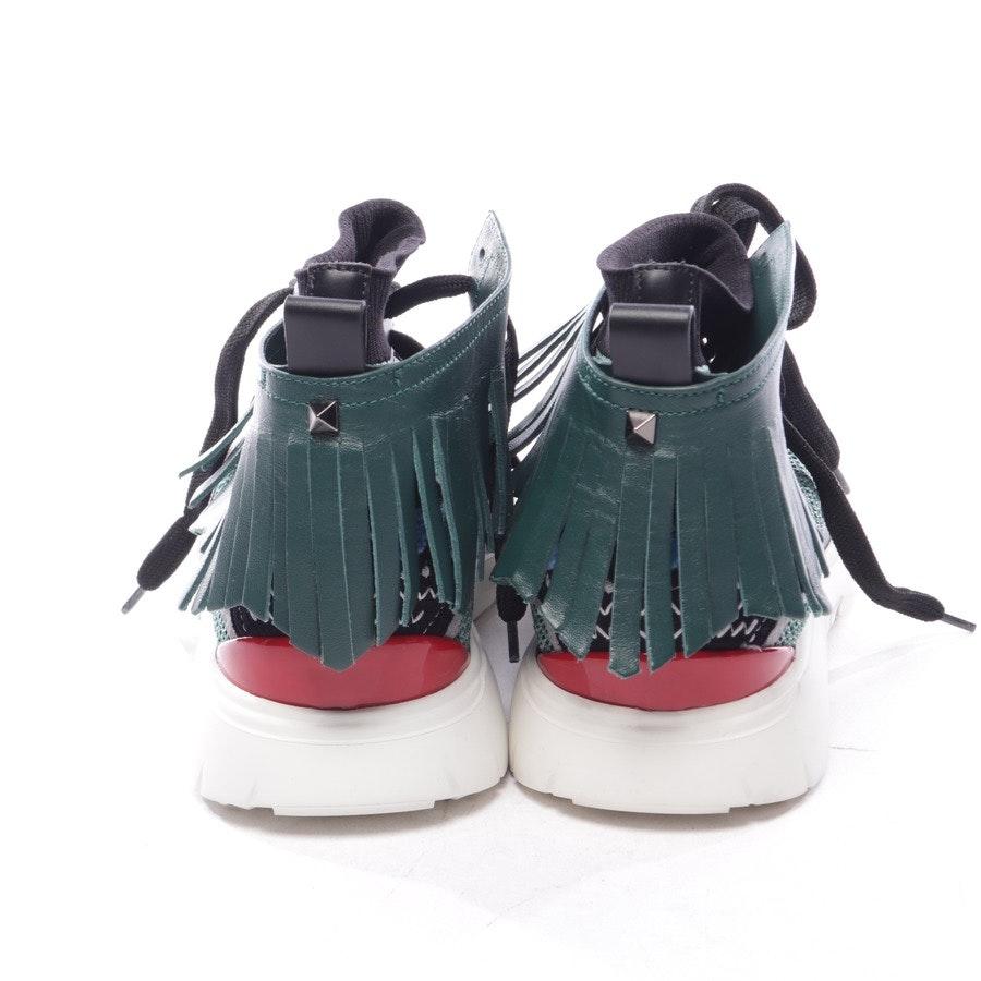 High-Top Sneaker von Valentino in Multicolor Gr. D 40 - Rockstud - Neu