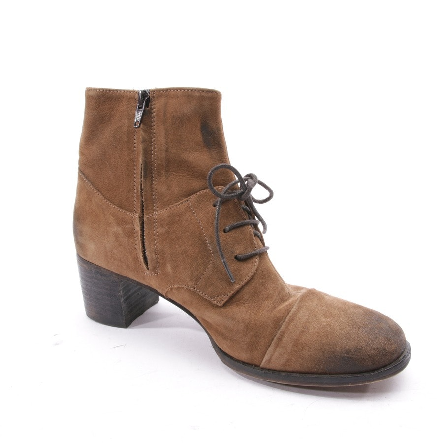 ankle boots from Liebeskind Berlin in brown size EUR 38