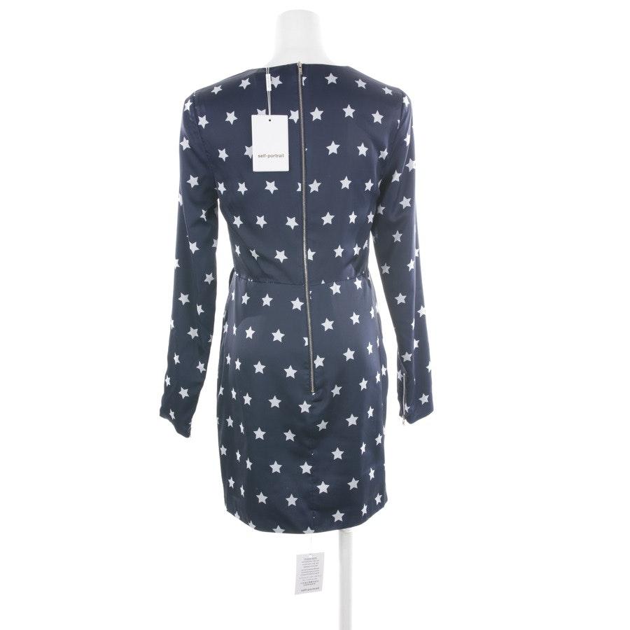 dress from self-portrait in blue size 36 US 6