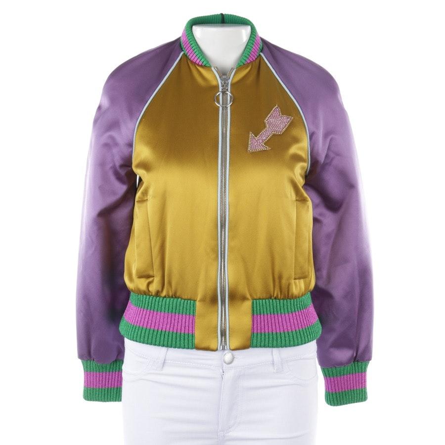 Blouson von Gucci in Multicolor Gr. 34 IT 40