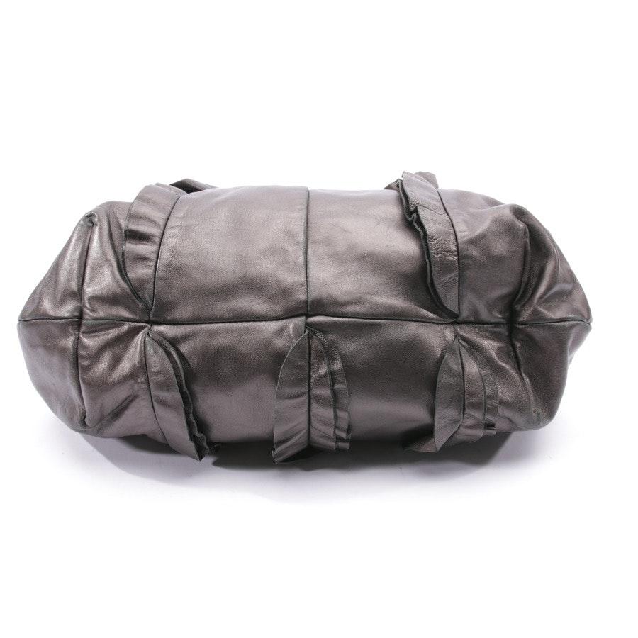 Handtasche von Prada in Dunkelbraun