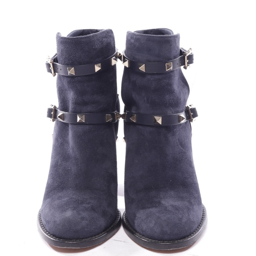 ankle boots from Valentino in dark blue size EUR 36,5 - rockstud