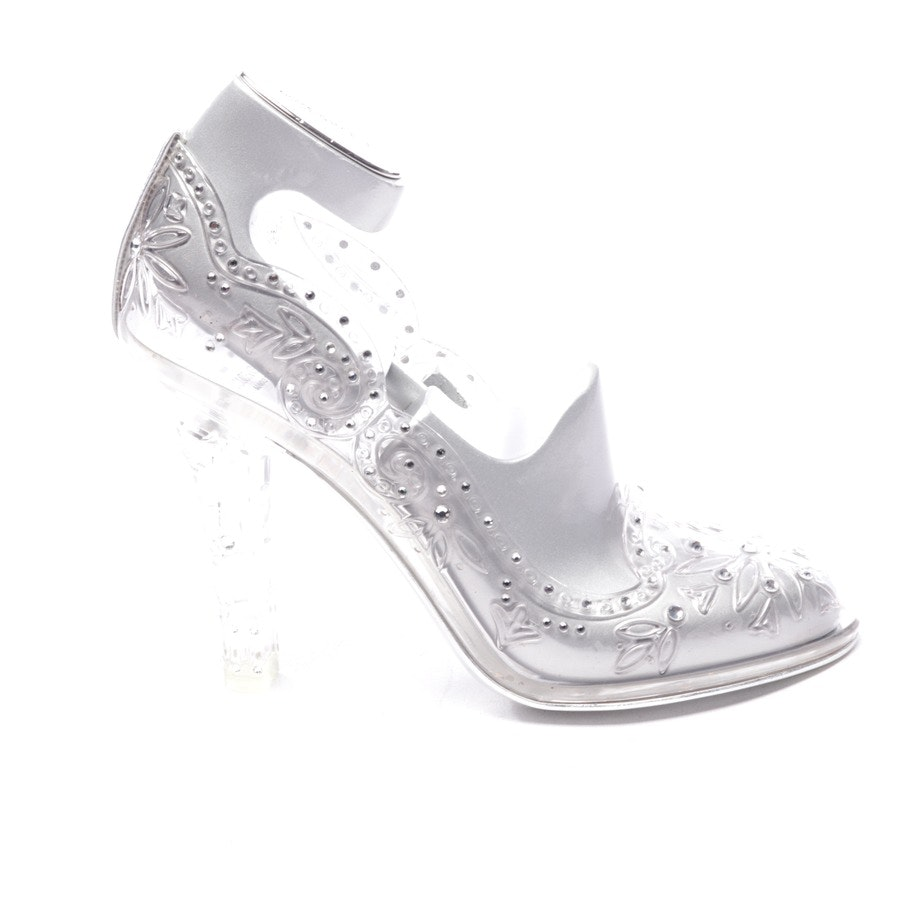 pumps from Dolce & Gabbana in transparent size D 37,5
