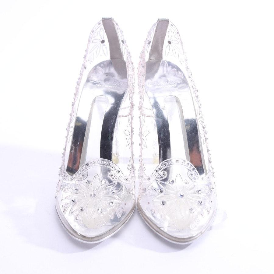 Pumps von Dolce & Gabbana in Transparent Gr. EUR 37,5