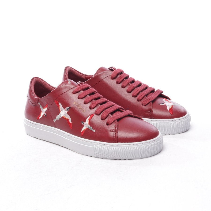 trainers from Axel Arigato in burgundy size D 35 - new
