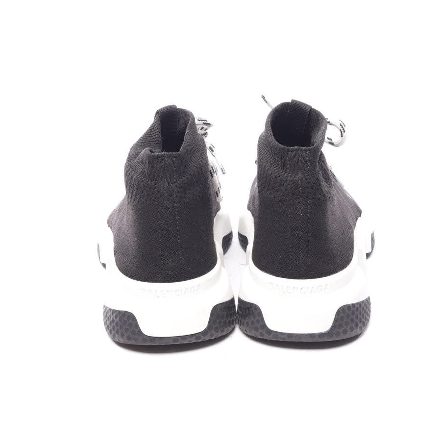Sneaker von Balenciaga in Schwarz und Weiß Gr. D 37