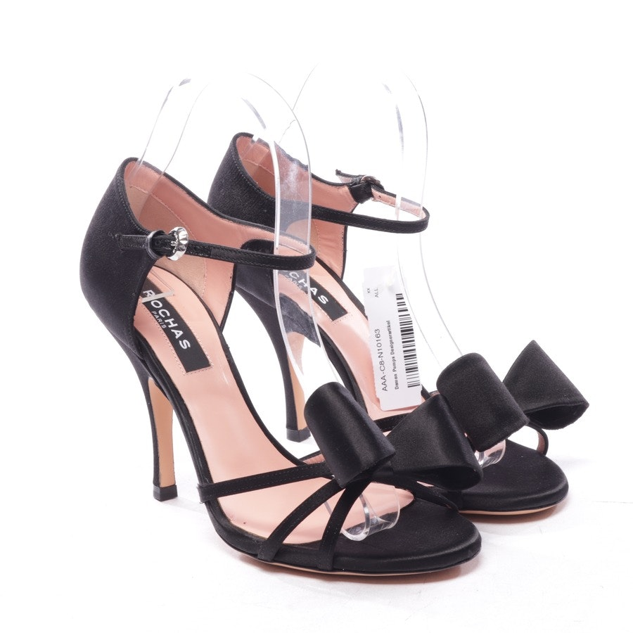 pumps from Rochas in black size D 38 - new