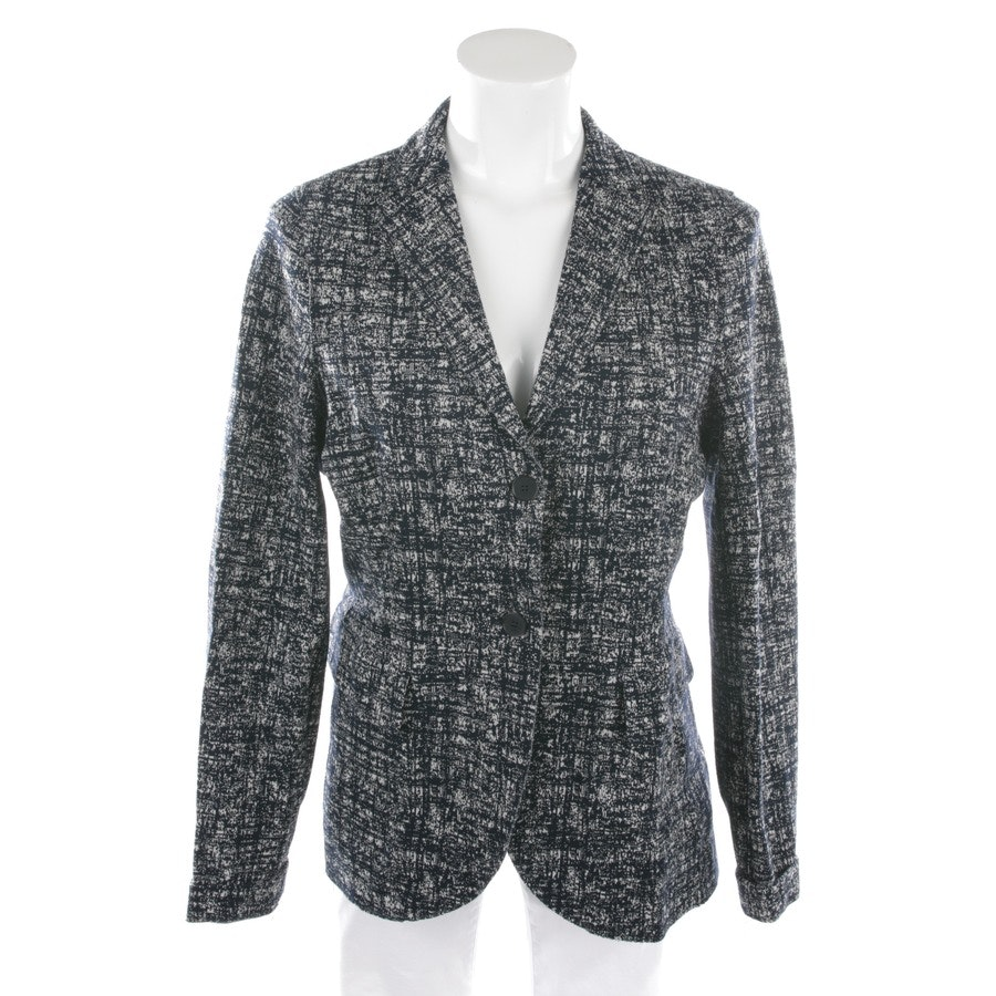 blazer from Harris Wharf London in midnight blue and white size XL