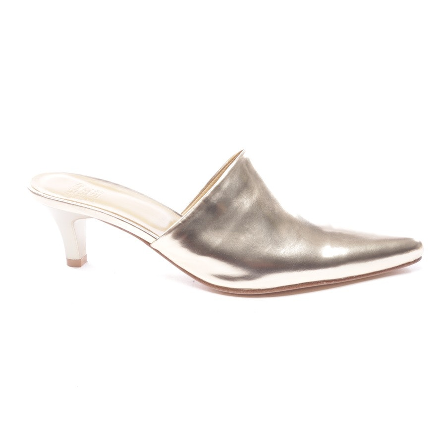 pumps from Maryam Nassir Zadeh in gold size D 39,5