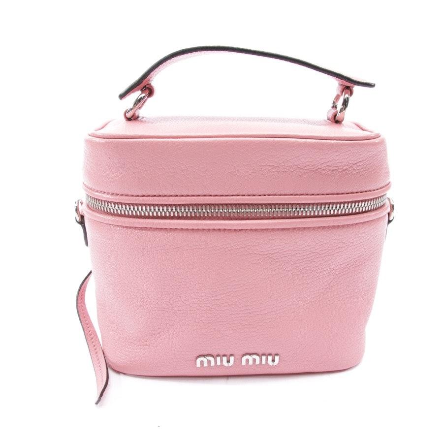 Abendtasche von Miu Miu in Pink