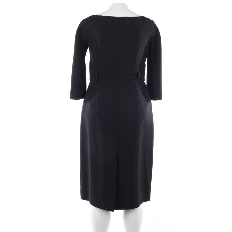 Kleid von Prada in Schwarz Gr. 42 IT 48 - Neu