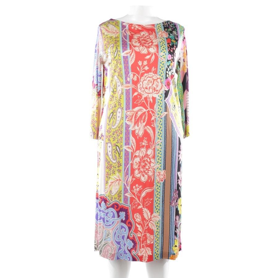Kleid von Etro in Multicolor Gr. 42 IT 48 - Neu