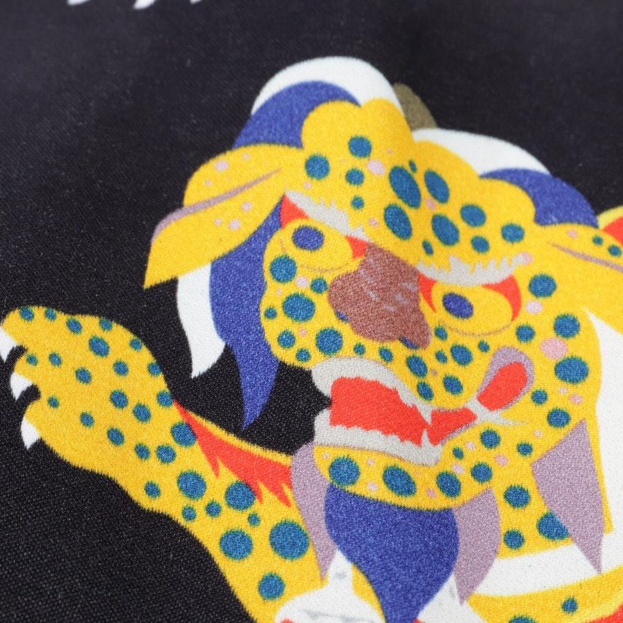 Bluse von Kirin in Schwarz und Multicolor Gr. 38 IT 44 - Neu