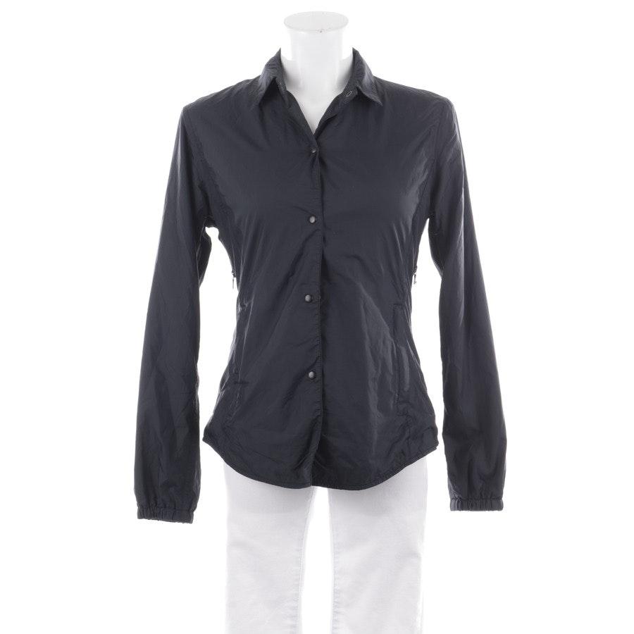 summer jackets from Prada Linea Rossa in dark blue size 36 IT 42