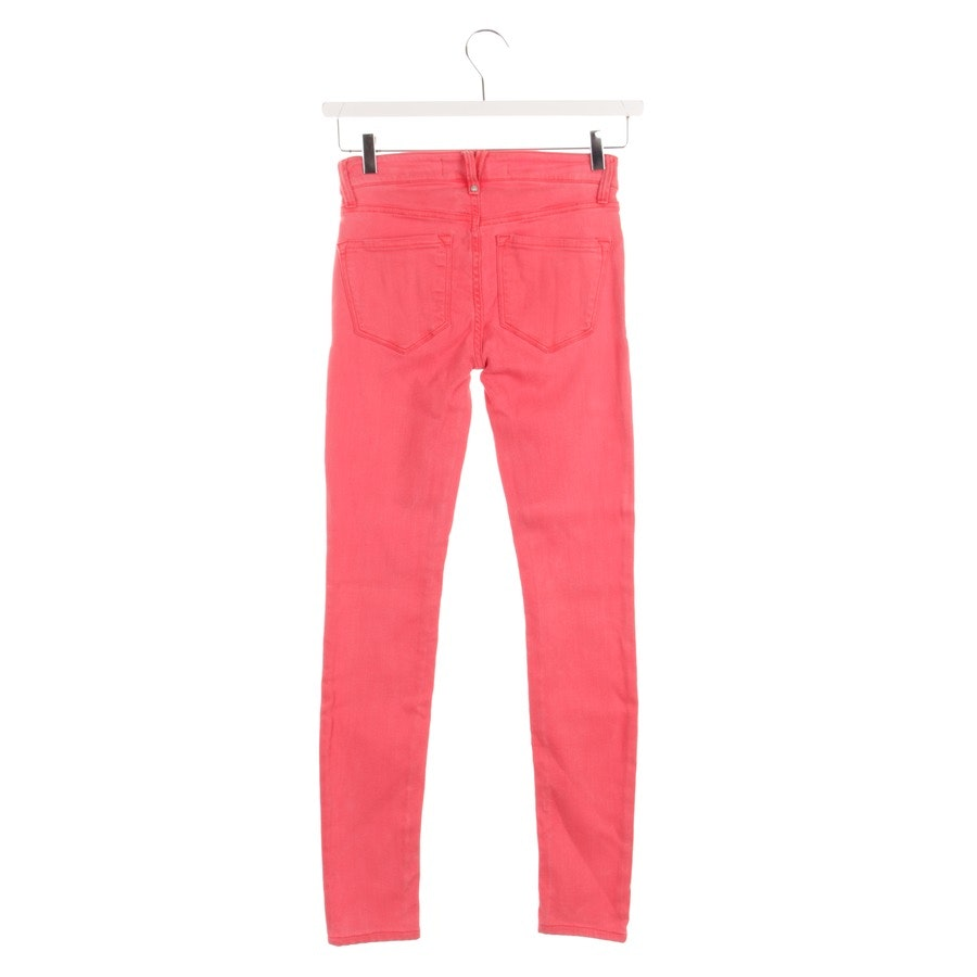 Jeans von Marc by Marc Jacobs in Himbeerrot Gr. W26