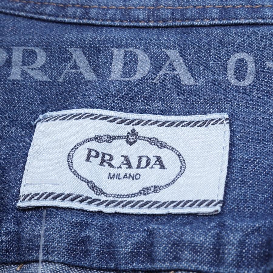 Jeansjumpsuit von Prada in Blau Gr. 32 IT 38 - Neu
