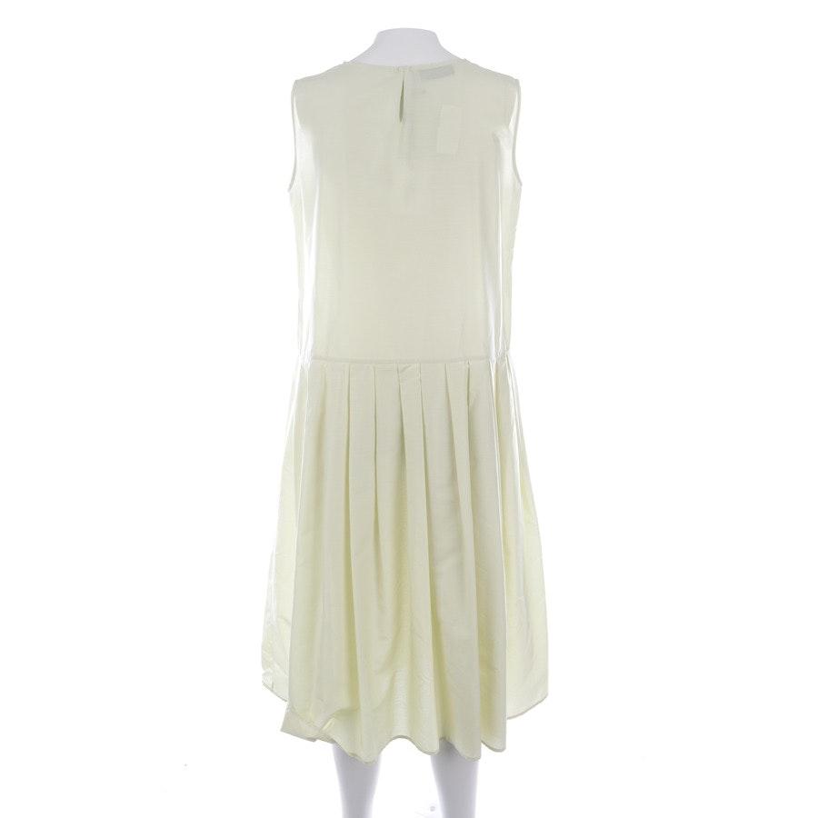 Kleid von Mansur Gavriel in Pastellgelb Gr. 38 FR 40