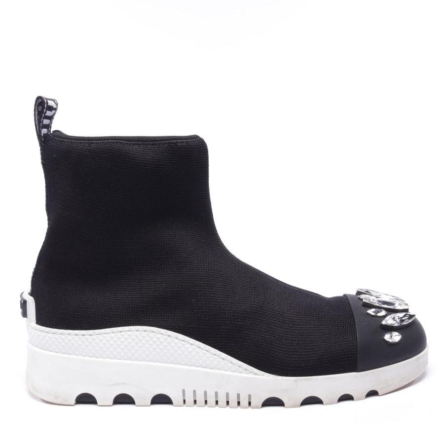 Sneaker von Miu Miu in Schwarz Gr. D 39