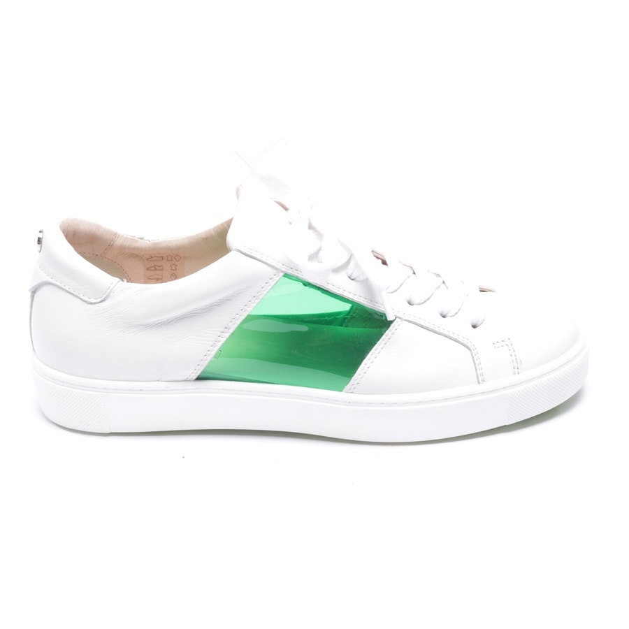 trainers from Marc Cain in white and green size D 38 - new