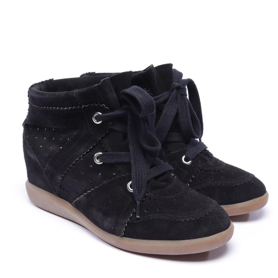 Sneaker von Isabel Marant Étoile in Schwarz Gr. D 39 - Bobby High-Top Sneaker