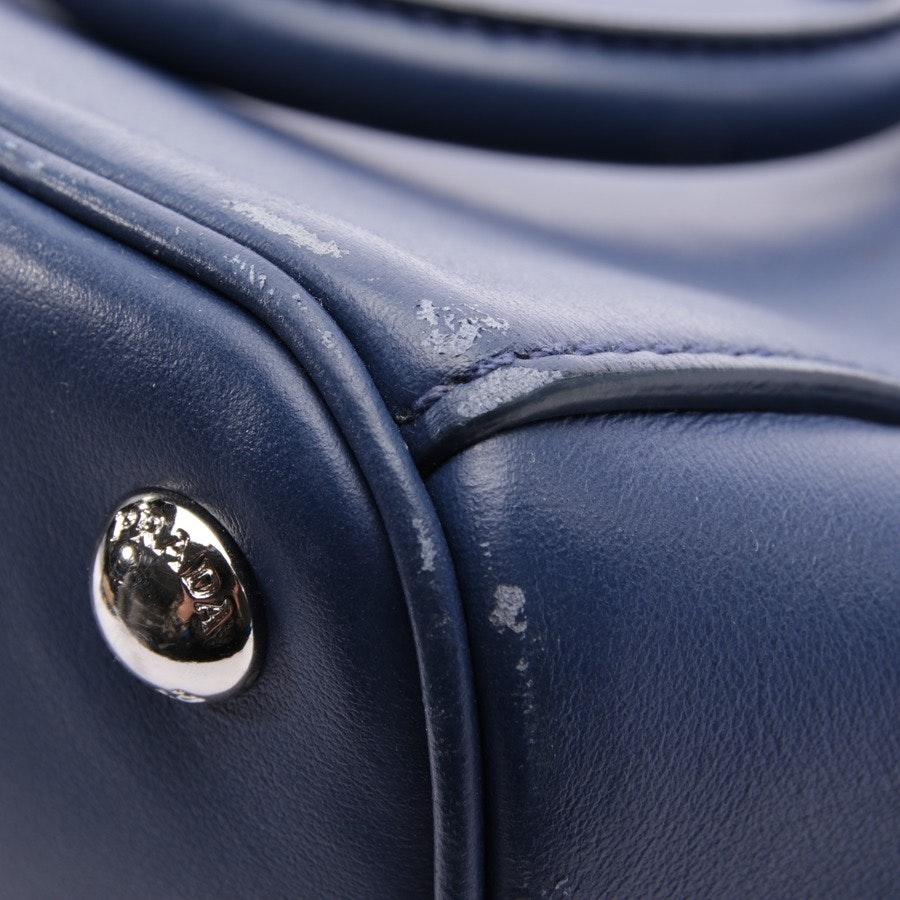 Schultertasche von Prada in Blau - Galleria