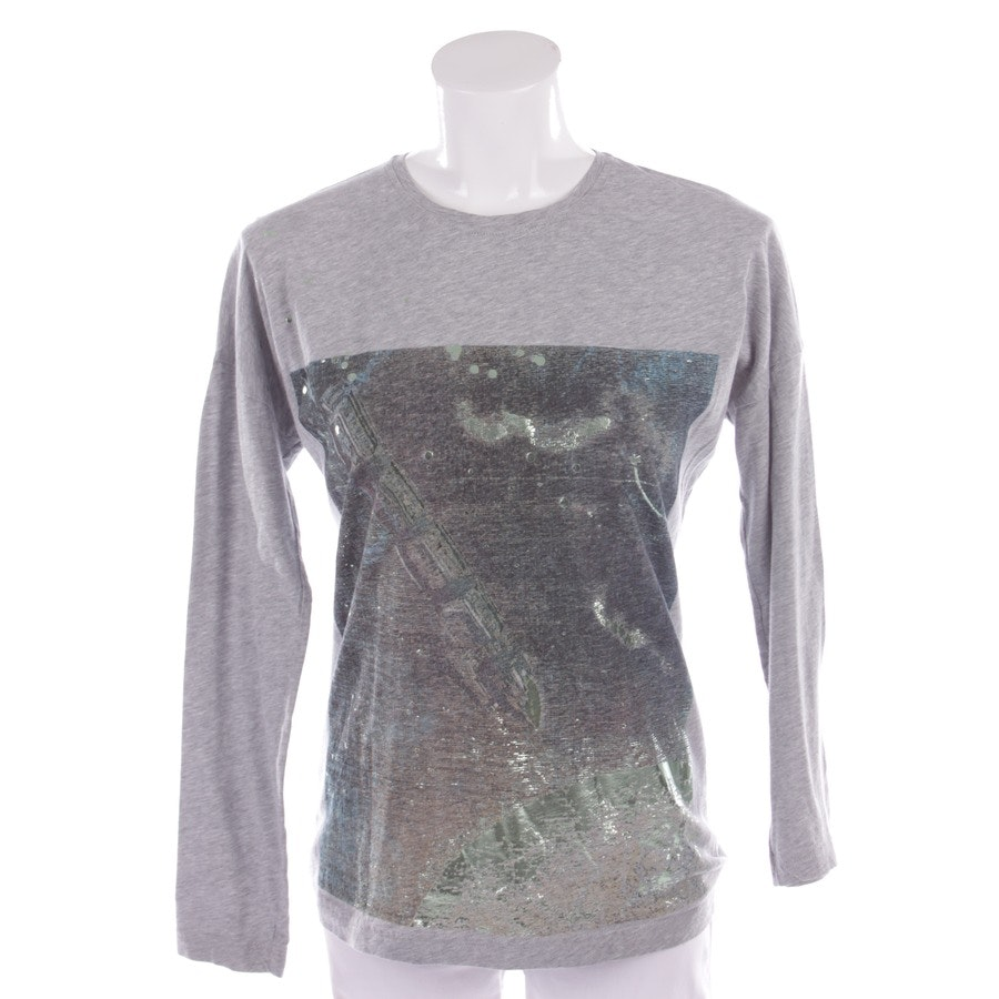 Shirt von Closed in Grau meliert Gr. S