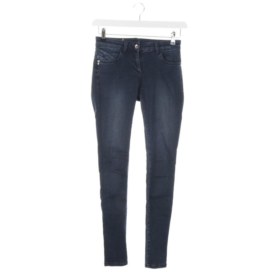 Jeans von Patrizia Pepe in Marineblau Gr. W25
