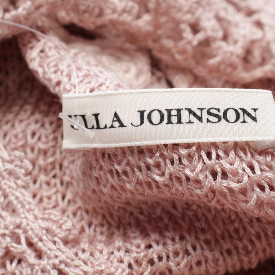 Strickkleid von Ulla Johnson in Rosa Gr. S / P