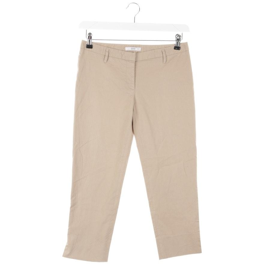 Shorts von Prada in Beige Gr. 34 IT40
