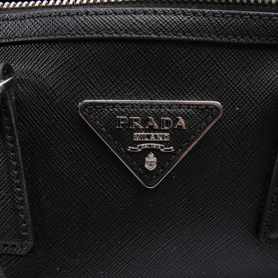 handbag from Prada in black - new
