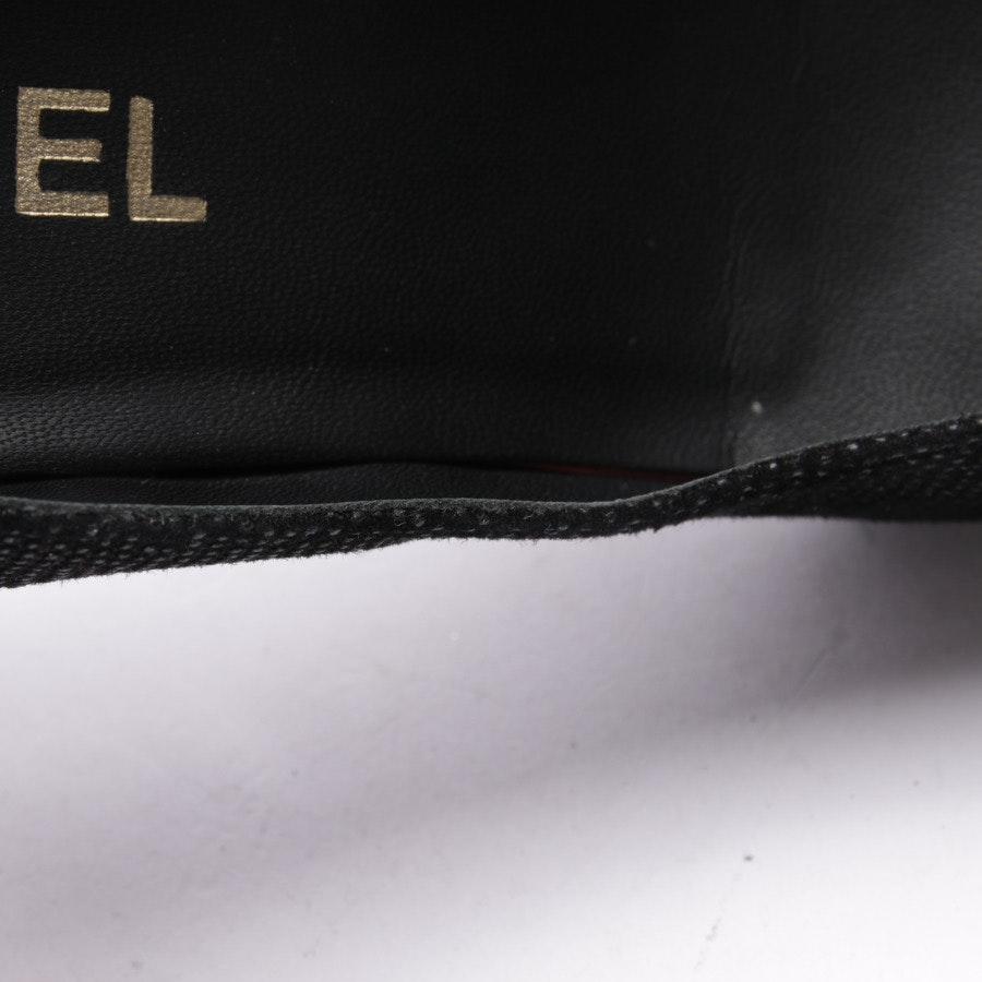 Pumps von Chanel in Schwarz Gr. D 38,5