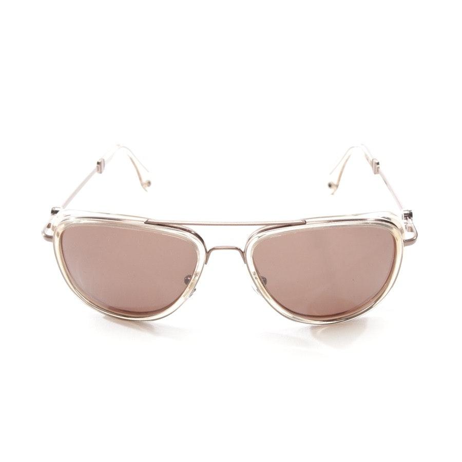 Sonnenbrille von Moncler in Bronze - MC 50506