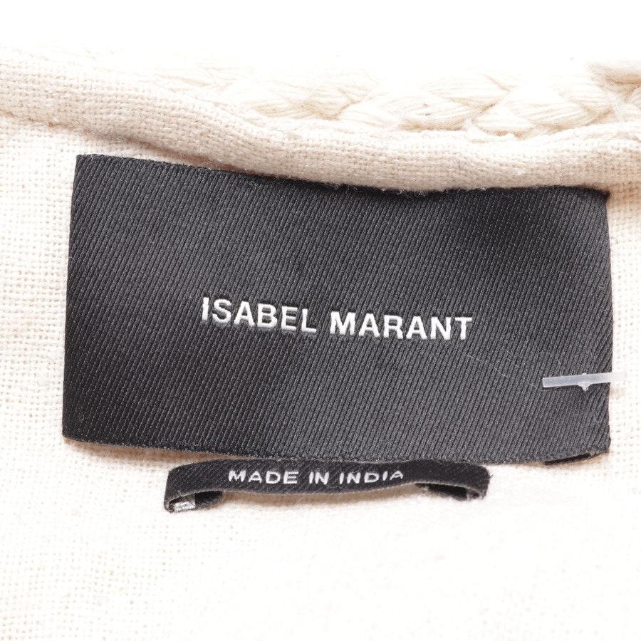 waistcoat from Isabel Marant in cream size S