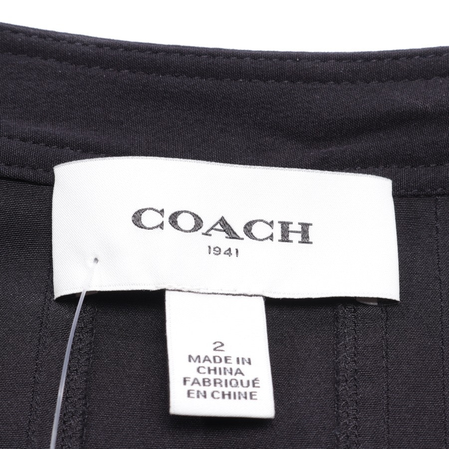 dress from Coach in black size 36 / 2