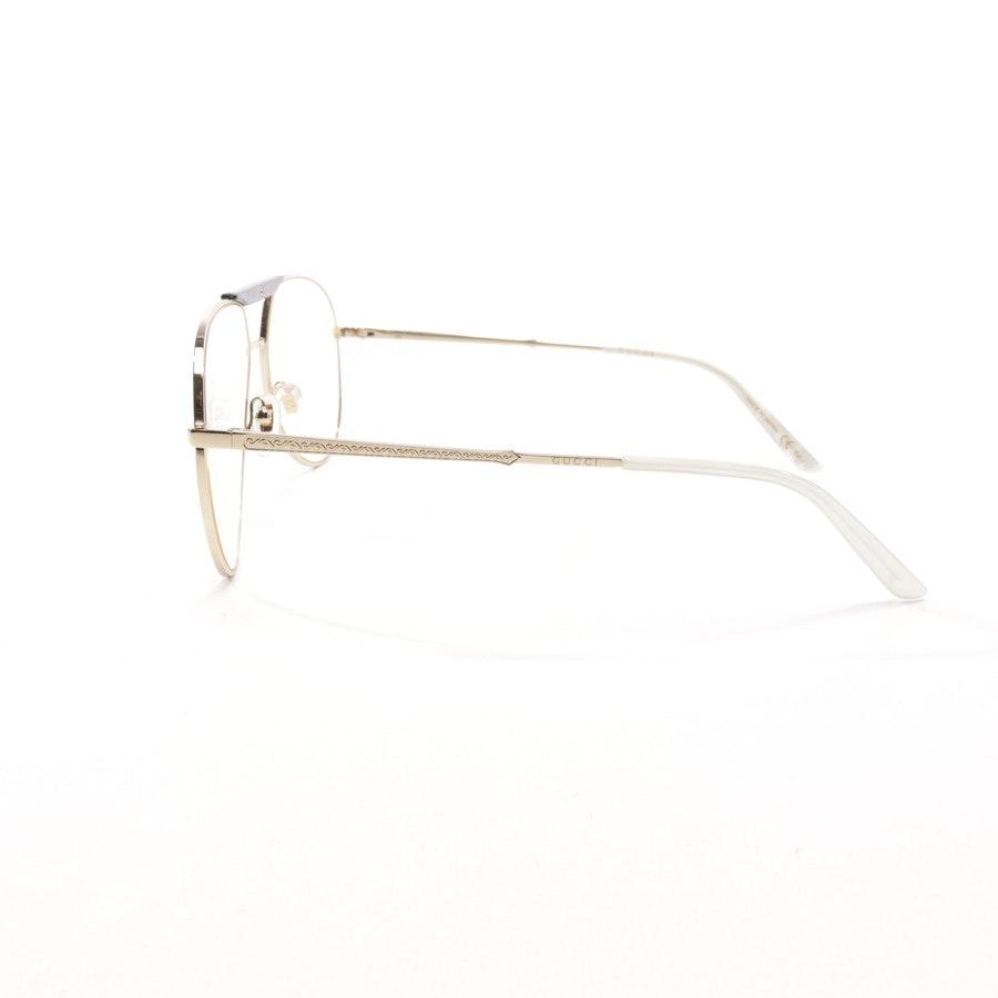 Brillenfassung von Gucci in Gold - GG0242S