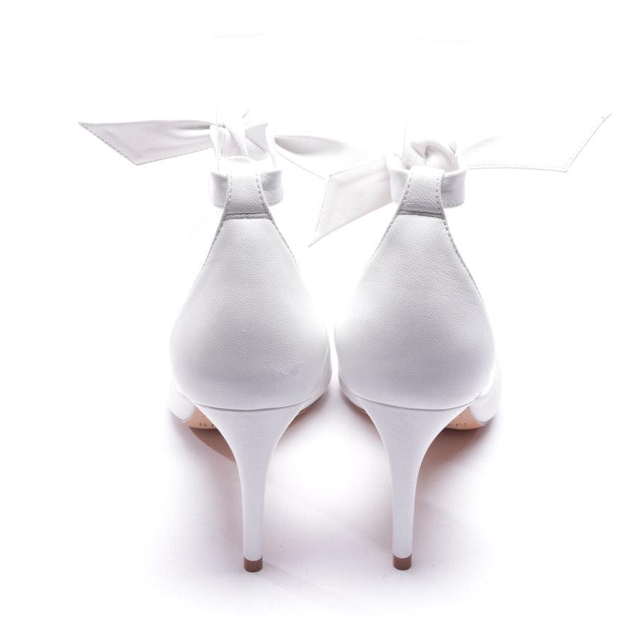Pumps von Alexandre Birman in Weiß Gr. D 36,5