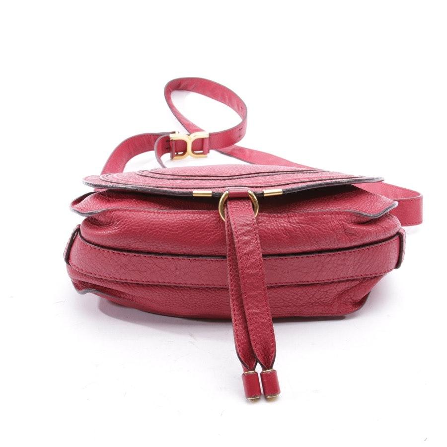 shoulder bag from Chloé in raspberry - marcie crossbody