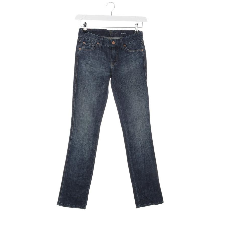 Jeans von 7 for all mankind in Blau Gr. 25 - kate