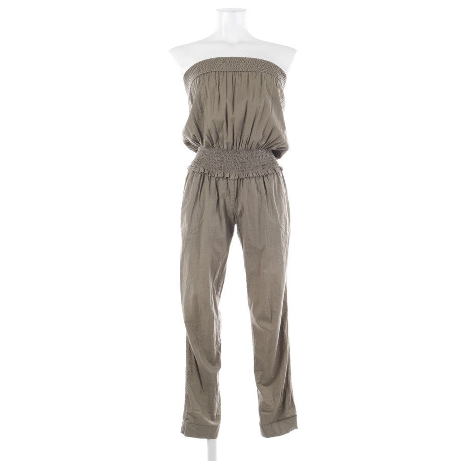 Jumpsuit von Patrizia Pepe in Khaki Gr. 34 IT 40