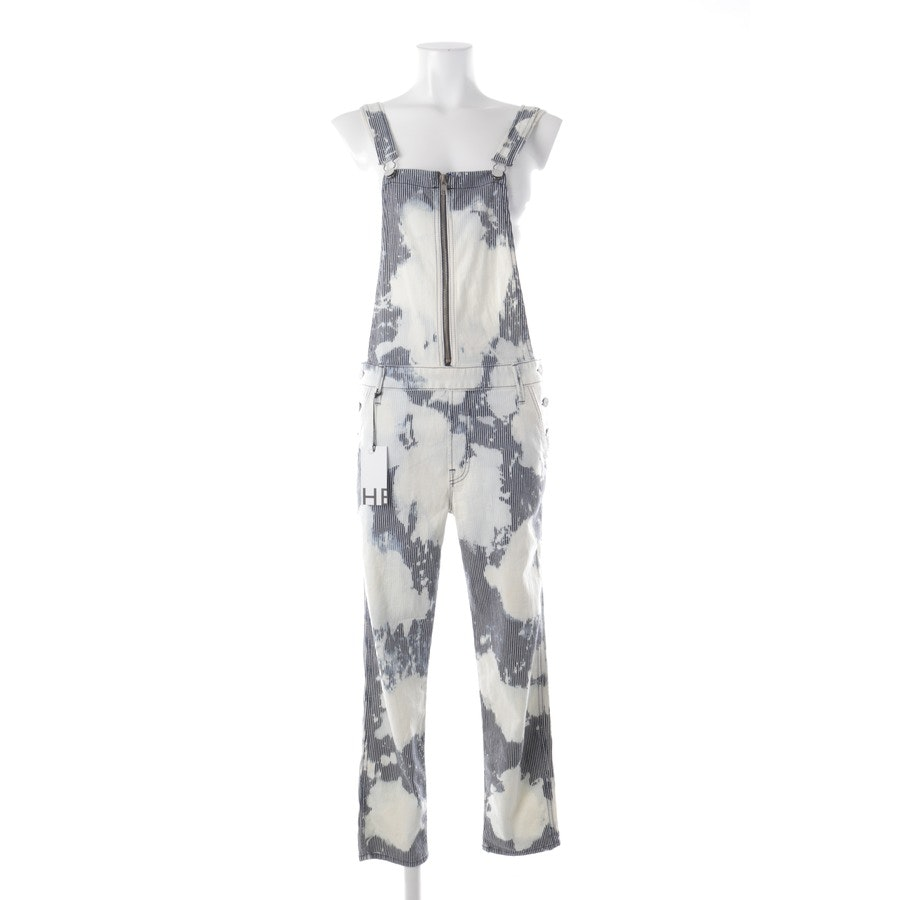 jumpsuit from Mother in blue and white size S/W26
