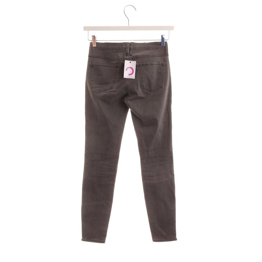 Jeans von Frame in Grau Gr. W25