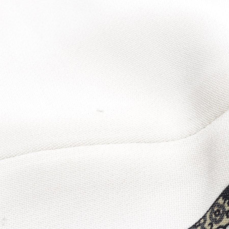 Kleid von Etro in Multicolor und Weiß Gr. 38 IT 44
