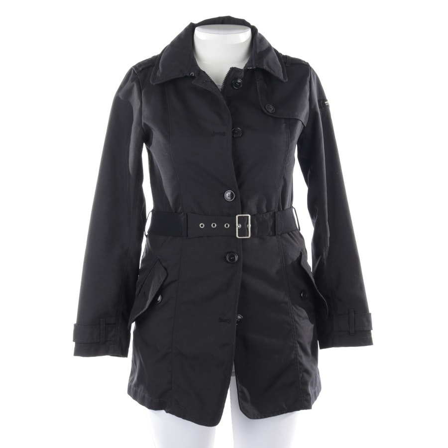 between-seasons jackets from Woolrich in black size L